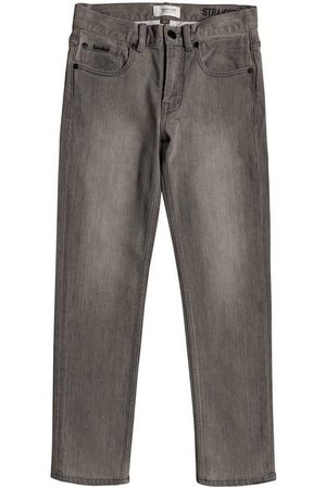 Quiksilver Straight-Jeans »Modern Wave Grey«