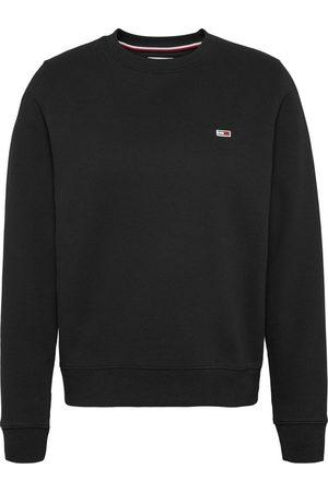 Tommy Hilfiger Sweatshirt »TJW REGULAR FLEECE C NECK« mit Logo-Flag auf der Brust