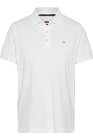 Tommy Hilfiger Poloshirt »TJW SLIM POLO« mit Logo-Flag auf der Brust