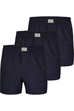 Lakeford & Sons Web Boxershorts ' 3-Pack 'Uni Dyed'