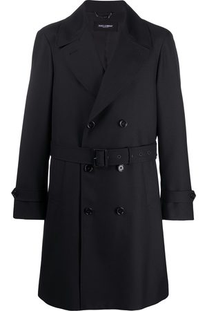 Dolce & Gabbana Herren Trenchcoats - Trenchcoat mit Gürtel