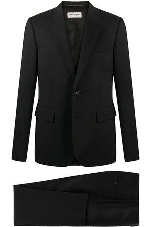 Saint Laurent Anzug mit schmalem Schnitt