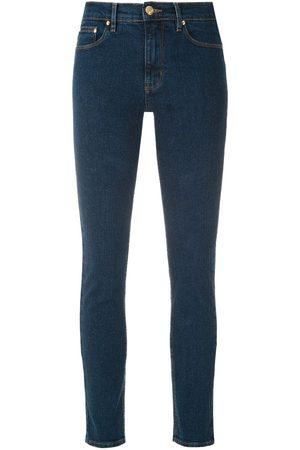 AMAPÔ Damen Skinny - Rocker Nancy' Jeans