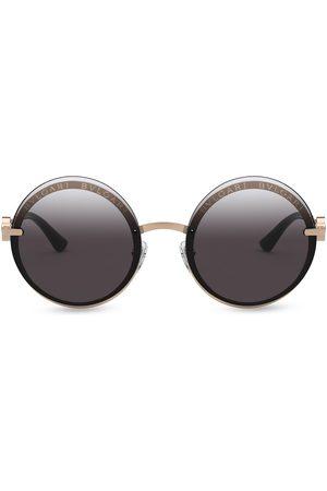Bvlgari Runde Sonnenbrille