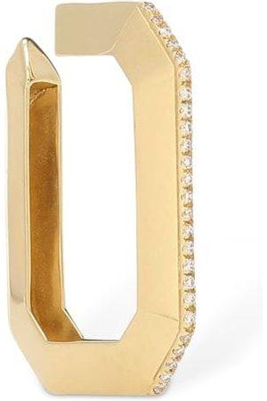 """Eera Mono-ohrring Aus 18kt Gold Mit Diamanten """"sabrina"""""""