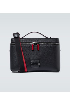 Christian Louboutin Travel Pouch Kypipouch aus Leder