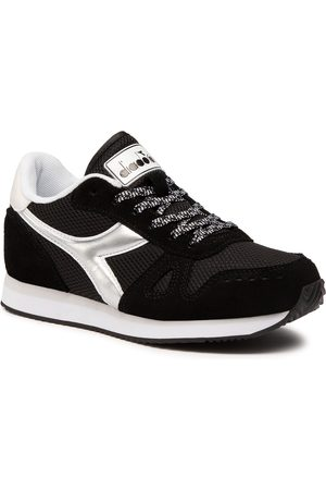 Diadora Simple Run Wn 101.175733 01 C0641 Black/White