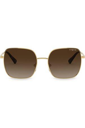 vogue Eckige Sonnenbrille