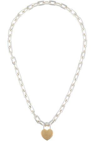 AMBUSH Halskette mit Herz-Anhänger