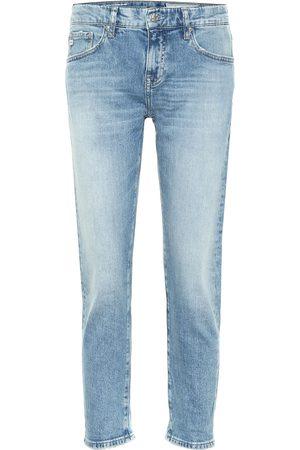 AG Jeans Low-Rise Jeans The Ex-Boyfriend