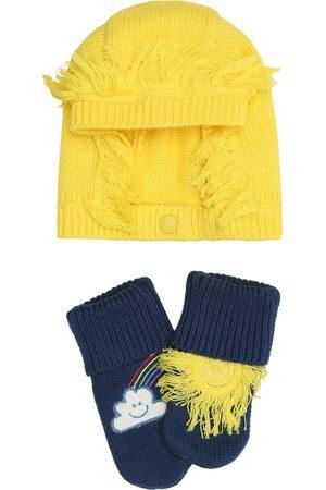 Stella McCartney Baby Set aus Mütze und Socken