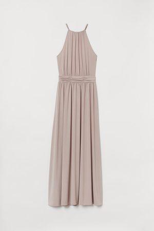 H&M Ärmelloses langes Kleid