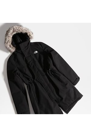 The North Face Damen Zaneck Parka Tnf Black Größe L Damen