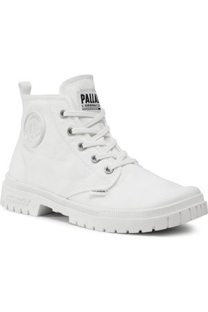 Palladium Pampa Sp20 Hi Cvs 76838-116-M Star White