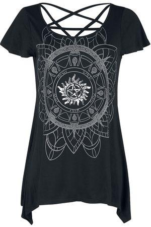 Supernatural Damen T-Shirts, Polos & Longsleeves - Hunter T-Shirt