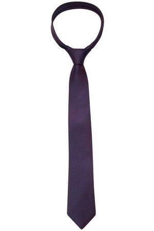 Seidensticker Krawatte »Schwarze Rose« Breit (7cm) Fischgrat