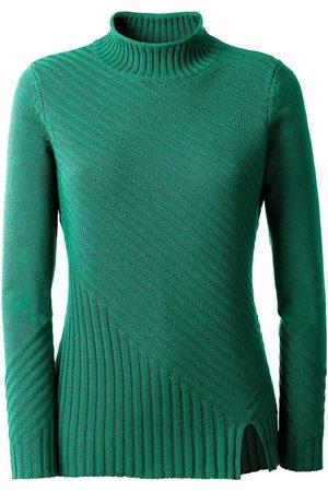 Casual Looks Stehkragenpullover »Pullover«
