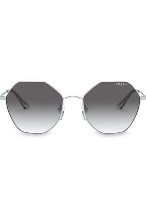vogue Geometrische Sonnenbrille
