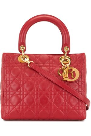 Dior Pre-owned Lady Dior Cannage Handtasche