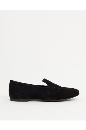 ASOS – Mouse – Loafer aus Wildleder in
