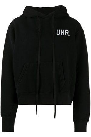 Unravel Project Herren Sweatshirts - Kapuzenpullover mit Logo-Print