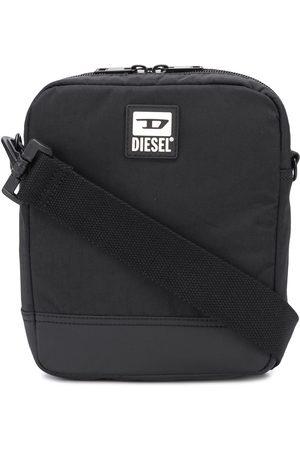 Diesel Kuriertasche mit Logo-Patch