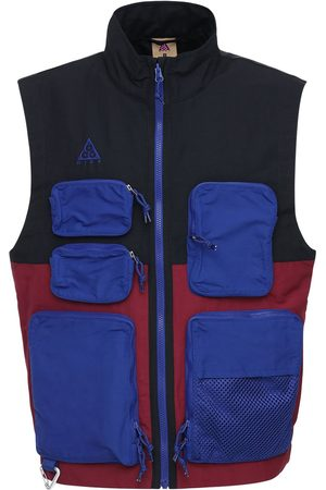 Nike Acg Nylon Vest W/ Multipockets