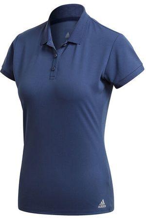 "adidas Poloshirt ""Club"", komfortabel, Klassiker, für Damen, dunkelblau, M"
