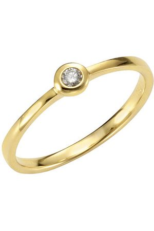 Orolino Ring 750/- Gelbgold Brillant