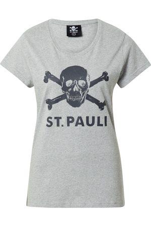 FC St. Pauli T-Shirt 'Totenkopf