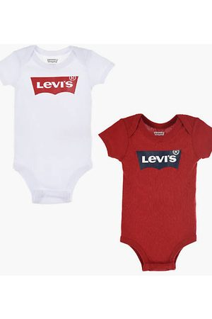Levi's Baby Bodys - Baby 2 Pack Batwing Bodysuit - /
