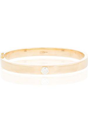 Anita 18kt Gelbgoldarmband mit einem Diamanten