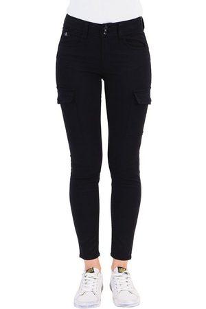 Le Temps des Cerises Slim-fit-Jeans »NAVY« mit trendigen Beintaschen