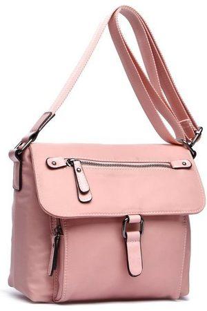 Alessandro Damen Handtaschen - Umhängetasche »Nylon«, in modernem Design mit vielen Fächern