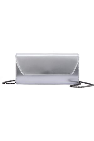 Alessandro Clutch »Kayla«, metallisierendes Material