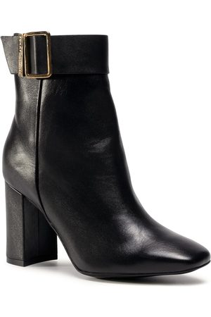 Tommy Hilfiger Basic Square Toe Boot FW0FW05154 Black BDS