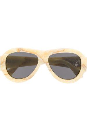 OFF-WHITE Klassische Pilotenbrille