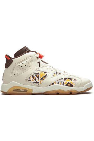 Nike TEEN 'Air Jordan 6 GS Quai 54' Sneakers