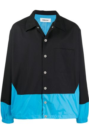 AMBUSH Zweifarbige Jacke