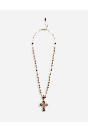 Dolce & Gabbana Damen Halsketten - Halskette kreuzanhÄnger