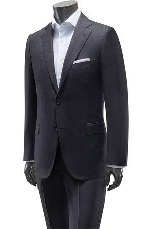 BELVEST Herren - Anzug dunkelgrau