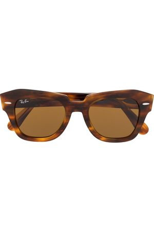 Ray-Ban Eckige 'State Street' Sonnenbrille