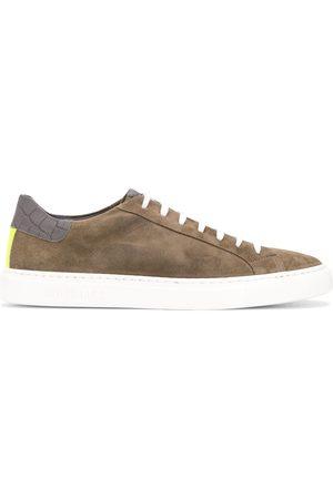HIDE&JACK Sneakers mit Kontrasteinsatz