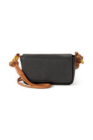 TOM TAILOR Damen Geldbörsen & Etuis - Bags Anu Mini Umhängeasche, / black