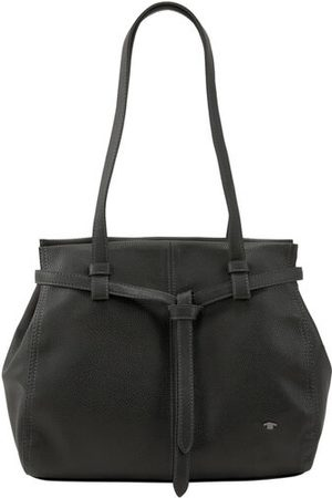 TOM TAILOR Bags Lina Shopper, / black