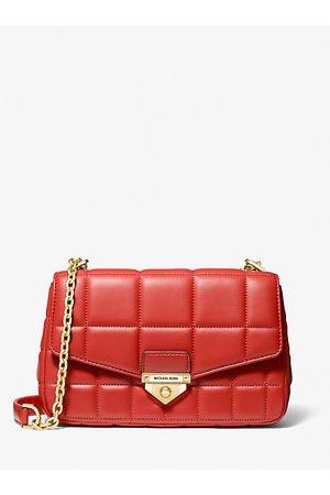 Michael Kors MK Soho Large Quilted Leather Shoulder Bag - - Michael Kors