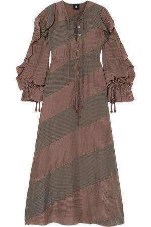 Asai Damen Kleider - KLEIDER - Lange Kleider