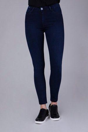 Blue Fire Skinny-fit-Jeans im klassischen 5-Pocket-Stil