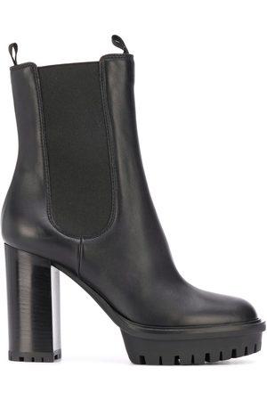 Gianvito Rossi Klassische Chelsea-Boots