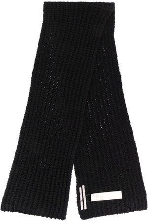 Rick Owens Grob gestrickter Schal